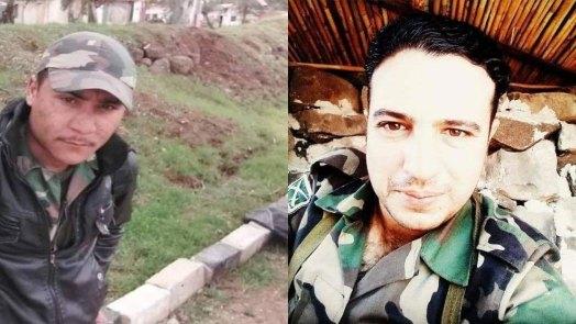 مقتل عنصرين للنظام من أبناء القلمون الشرقي خلال هجوم مسلح في درعا