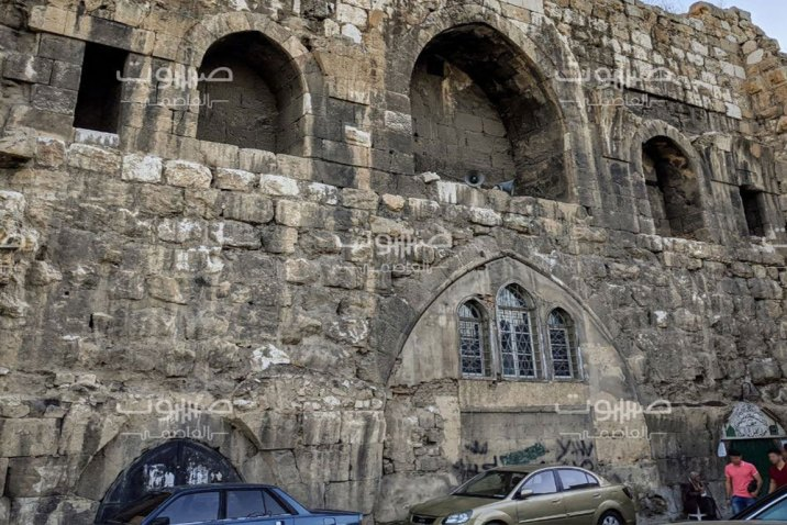 """بالصور: نموذج روسي """"ثلاثي الأبعاد"""" لترميم قلعة دمشق"""