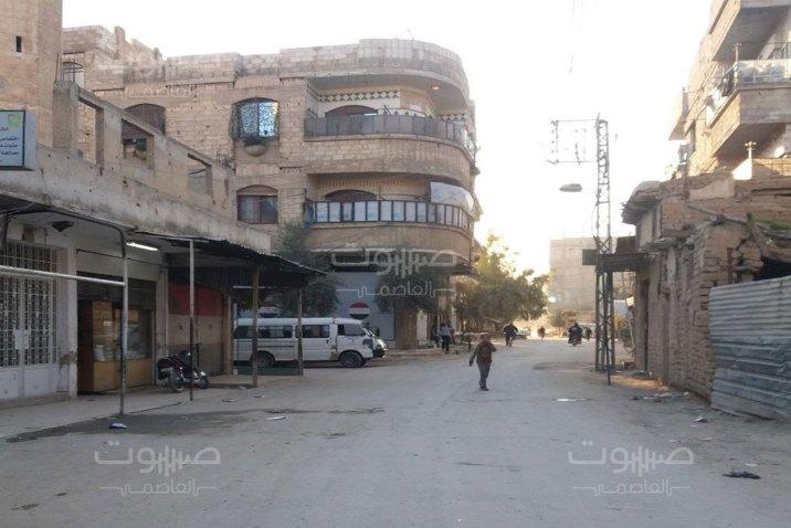 اعتقالات تطال ثمانية شبان من أبناء حزة في الغوطة الشرقية