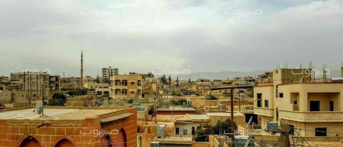 الإفراج عن أحد معتقلي مدينة الرحيبة بريف دمشق