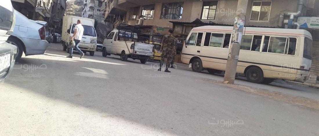 تسوية أمنية جديدة في بلدة الهامة بريف دمشق.. ما علاقة كتائب البعث؟