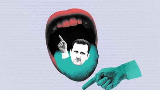 أعيش في دمشق : مدينة الشتائم
