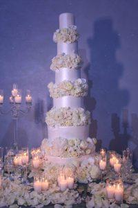 Multi-story Wedding Cake