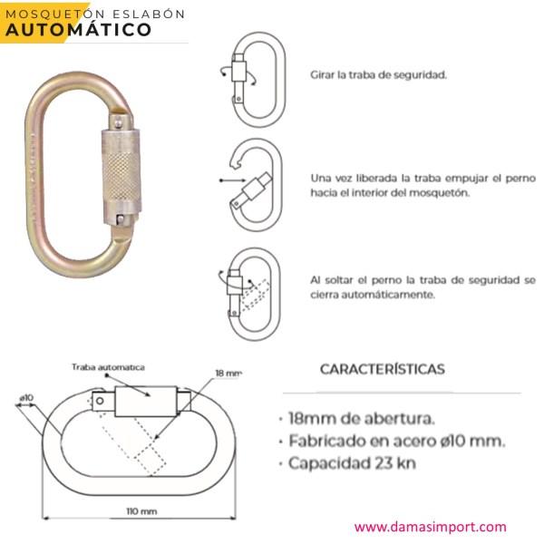 Mosquetón_acero-automático_damasimport.com