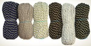 Декоративен шнур 6 цвята