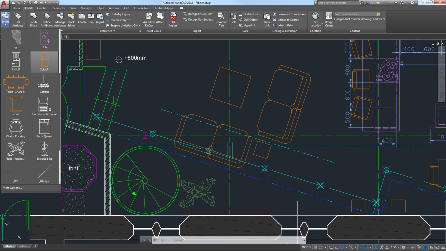 AutoCAD 2018 For MAc