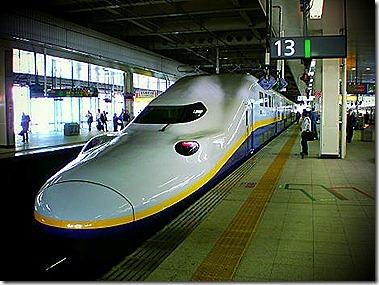 Japan-bullet-train