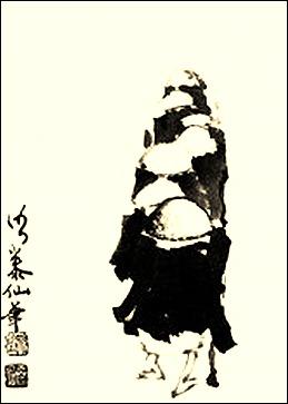 begging-monks-T-a-203x300