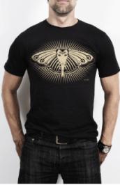 Ganesh Butterfly Men's Shirt