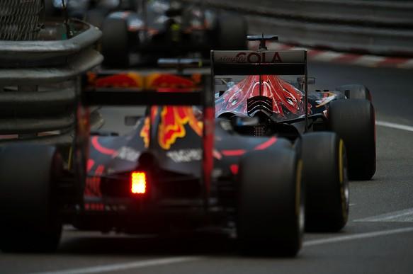 Toro Rosso, Red Bull, F1 2016