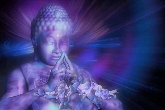 Bouddha sixième sens médiums