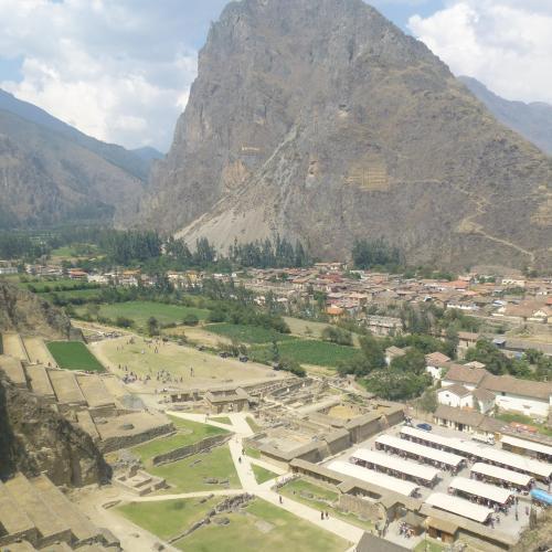 Photo Essay: Sneaking Into Incan Ruins in Ollantaytambo, Peru