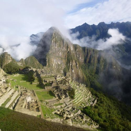 Machu Picchu Ruminations from the Sacred Valley