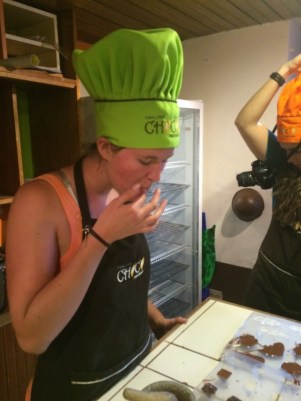 Peru Cusco Chocomuseo Chocolate Making Workshop