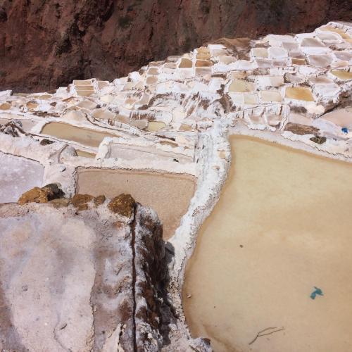 Seeing Salt Mines in Peru: A Photo Essay