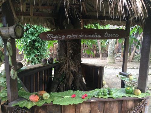 Fruit from Cuba at Rancho Toa Baracoa, Cuba