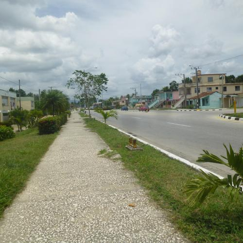 Trouble Outside of Trinidad, Cuba