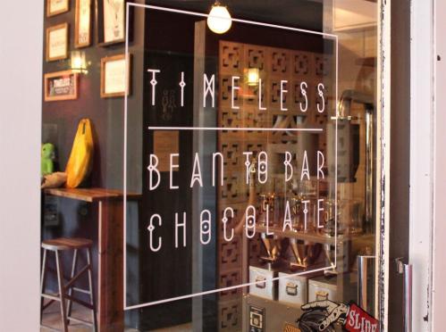 Timeless chocolate okinawa japan bean to bar maker