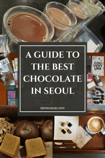 Where to Eat #Chocolate in #Seoul | #travel #Korea #activities