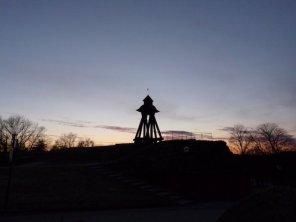 The Gunilla Bell, Uppsala Castle, April 7