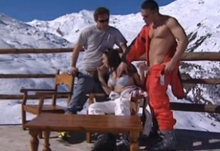 Sex na horách – pornofilm
