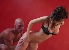 Romantický sex ve vaně v podání Jenni Lee