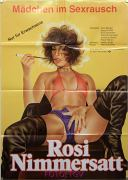 Rosi Nimmersatt – německý porno film