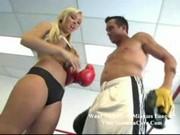 Jessica Lynn v ringu