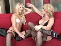 Americké lesbičky Brea Lynn a Jana Jordan