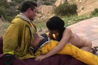 Victoria Sweet a namakaný hasič
