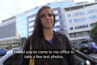 Rychlý prachy aneb Public Agent v českých ulicích (Morgan)
