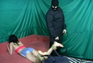 Bičování šlapek