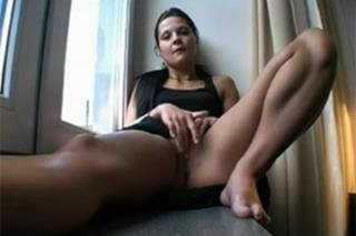 Amatérský sex s výhledem na město