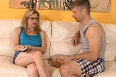 Mamina Cory Chase tajně šoustává se sousedem