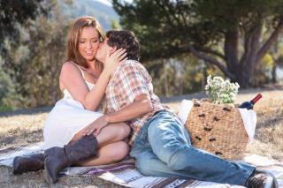 Pornokalendář DP 1.2 – Romantický kovboj Hynek a jeho krásná snoubenka