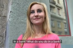 Rychlý prachy aneb Public Agent v českých ulicích (Helena)