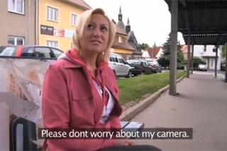 Rychlý prachy aneb Public Agent v českých ulicích (Lena)
