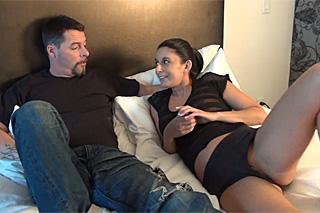 nevlastní otec porno