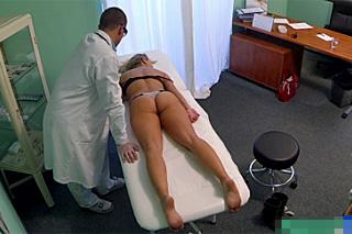 FakeHospital, aneb šoustání na české klinice (Vyšetření hlavy)