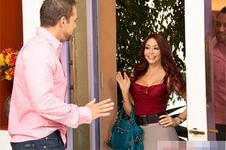 Televizní producent opíchá dívku svého kámoše (Johnny Castle a Monique Alexander)