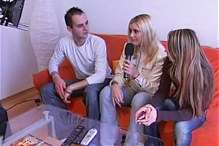 Mladý český pár si vyzkoušel sex před kamerou!