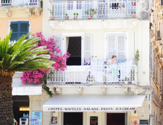 Corfu: The Lush, Emerald Island of Greece