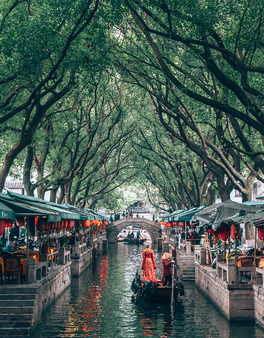 Lost In Time In Suzhou, China | Dame Traveler