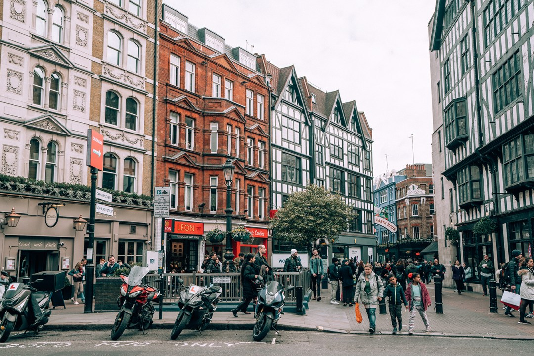 London Calling: Five Perfect Days In England