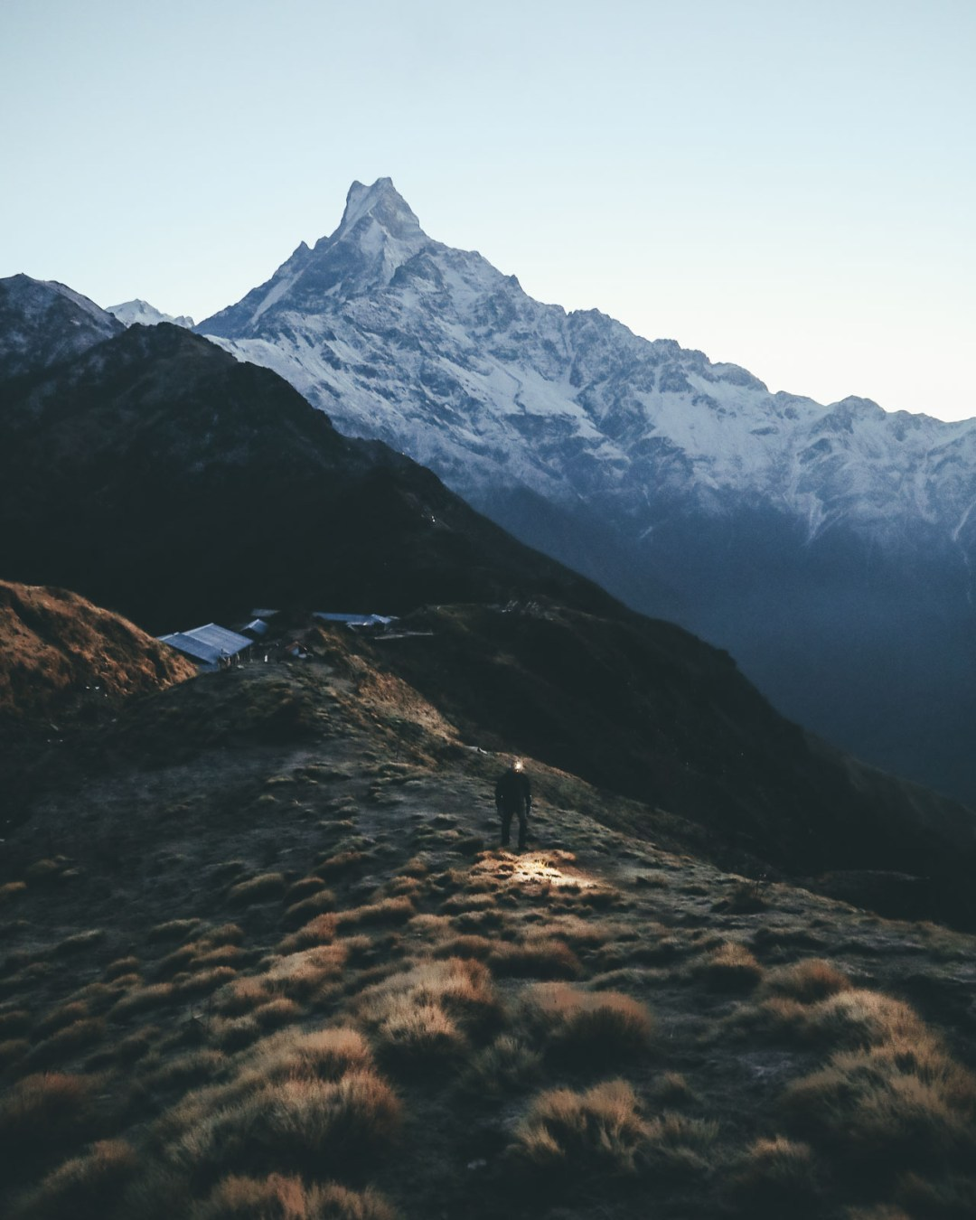 Taking Deeper Breaths: Hiking The Himalayas