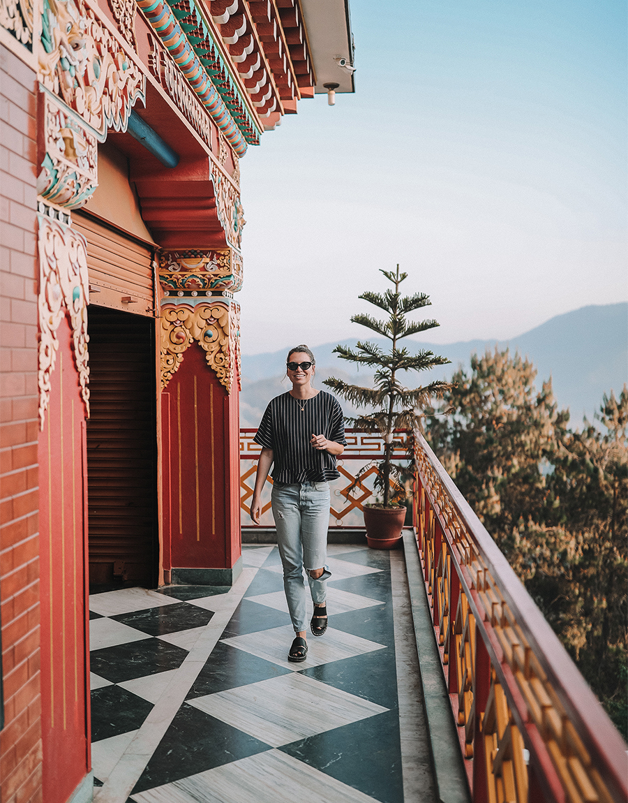 How Spending Time At A Buddhist Monastery In Nepal Changed My Outlook On Life & Happiness
