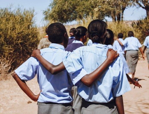 Daraja Means Bridge: Inside A School Giving Kenyan Girls An Education