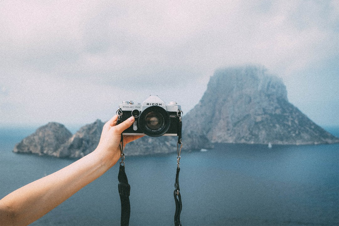 How An Analog Camera Has Changed How I Travel