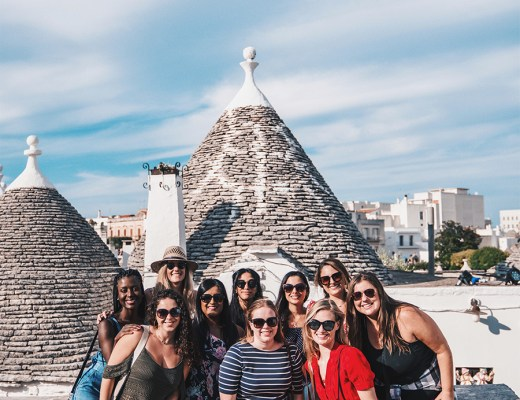 For The Love Of Coastal Italy & Friendship: A Summary Of Our Girls-Only Amalfi Trip