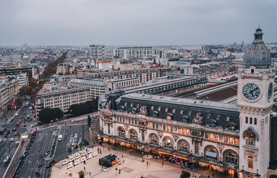 Hotels We Love: Courtyard Marriott Gare De Lyon